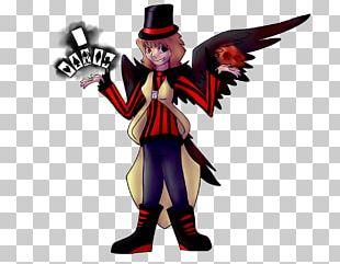 Legendary Creature Clown Costume Cartoon Supernatural PNG