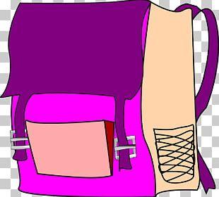 Bag Backpack School PNG