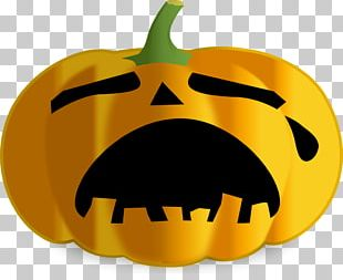 Jack-o'-lantern Pumpkin Halloween Carving PNG
