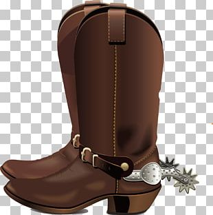 Riding Boot Cowboy Boot Shoe PNG