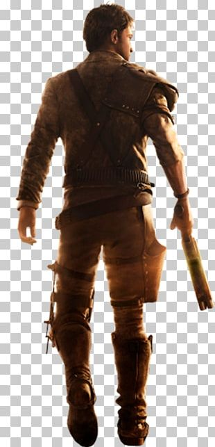 Mad Max The Order: 1886 Video Game Character PNG
