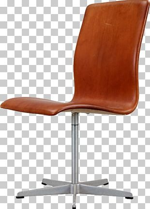 Office & Desk Chairs Model 3107 Chair Table Fritz Hansen PNG