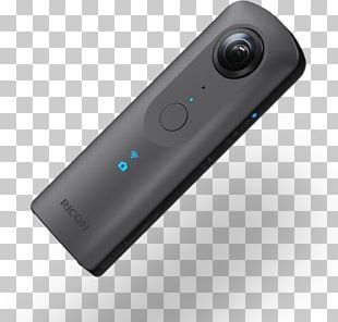Video Cameras Ricoh Photography 4K Resolution PNG
