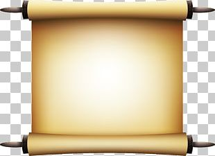 Paper Scroll Shenbei New Area Parchment PNG