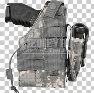 Gun Holsters Army Combat Uniform MOLLE Military Camouflage PNG