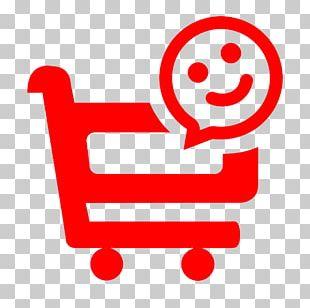 Online Shopping Shopping Cart Logo Icon PNG