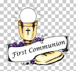 First Communion Eucharist Catholic Church Sacrament Mass PNG