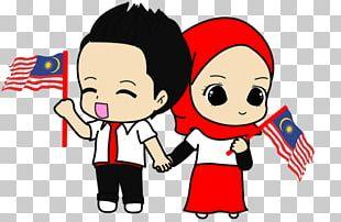 Hari Merdeka Independence Malaysia Day Federation Of Malaya PNG