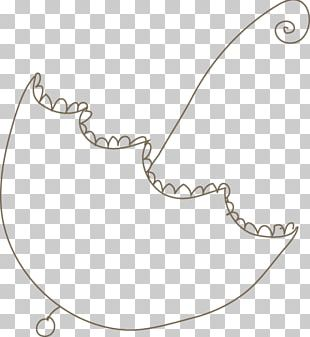 Necklace Body Jewellery Chain Line Font PNG
