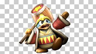 King Dedede Kirby Rendering PNG