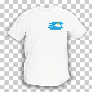T-shirt Blue Love Illustrator PNG
