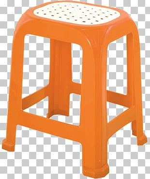 Stool Table Plastic Furniture Chair PNG