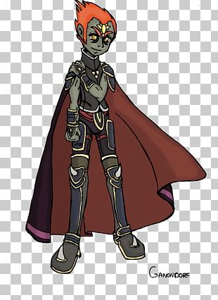 Costume Design Supervillain Legendary Creature Cartoon PNG