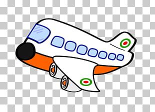 Airplane Cartoon PNG