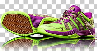 Salming Sports Shoe R5 Road Handball Sneakers PNG