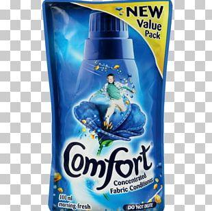 Comfort Fabric Softener Conditioner Unilever Perfume PNG