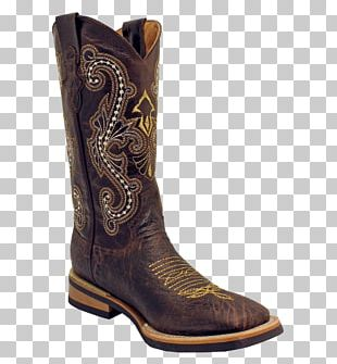 Cowboy Boot Nocona Boots Western Wear PNG