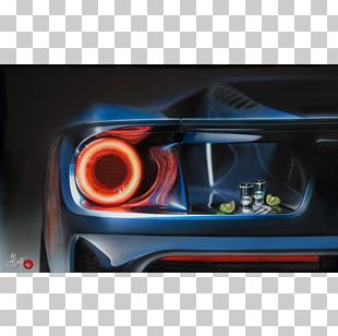 Ford GT Car Grille Ferrari S.p.A. PNG