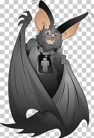 Microbat Vampire Bat Halloween PNG