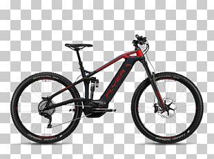 Electric Bicycle Mountain Bike FLYER Pedelec PNG