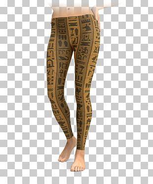 Leggings T-shirt Printing Pants Clothing PNG