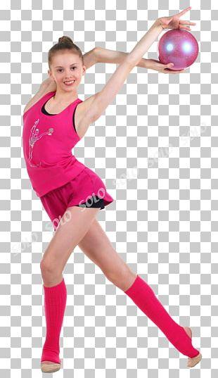 T-shirt Rhythmic Gymnastics Cheerleading Uniforms Leggings PNG