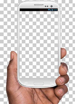 Social Media Mobile Phones Digital Marketing Android PNG