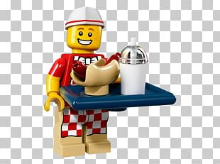 Hot Dog Lego Minifigures Collectable PNG