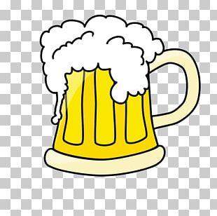 Root Beer Beer Glassware PNG