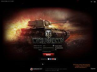 World Of Tanks Blitz Desktop KV-1 PNG