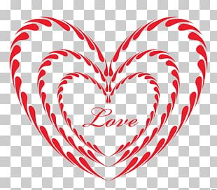 Love Heart PNG