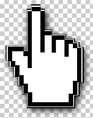 Pointer Cursor Computer Mouse Button Icon PNG