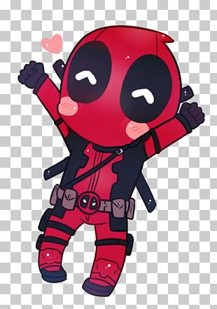 Deadpool YouTube Drawing Chibi PNG