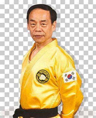 Jhoon Goo Rhee American Taekwondo Association Martial Arts Karate PNG
