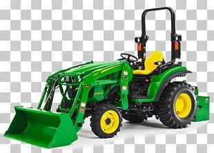 John Deere Tractor Dowda Farm Equipment Heavy Machinery Sales PNG