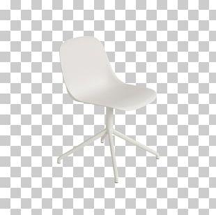 Swivel Chair Muuto Plastic Furniture PNG
