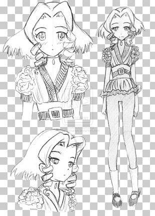 Sketch Clothing Line Art Cartoon Drawing PNG