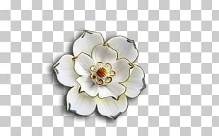 Paper Flower Three-dimensional Space PNG