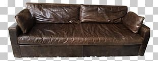 Couch Parchment Faux Leather (D8568) Chair Living Room Furniture PNG