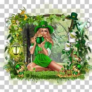 Tutorial Saint Patrick's Day Coucou PNG