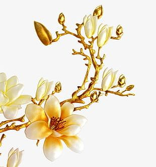 Orchid Backdrop Creative PNG
