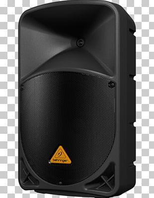 BEHRINGER Eurolive B1 Series Public Address Systems Powered Speakers Loudspeaker PNG