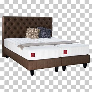 Box-spring Bed Couch Mattress Bathroom PNG