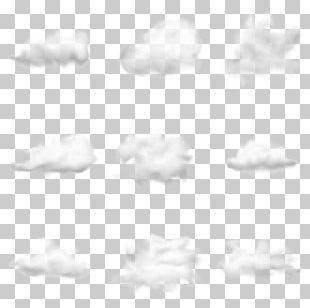 Cloud Cumulus White .de PNG