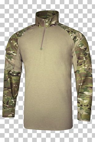 Army Combat Shirt T-shirt Sleeve MultiCam Army Combat Uniform PNG