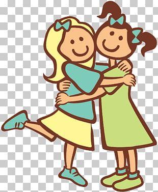 Hug Free Content Website PNG