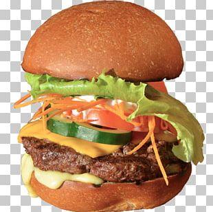 Cheeseburger Slider Hamburger Buffalo Burger Veggie Burger PNG