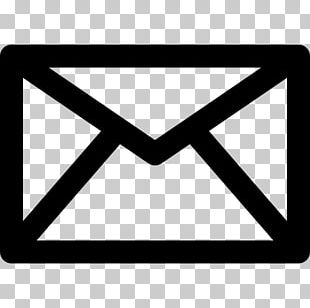 Envelope Mail Button PNG