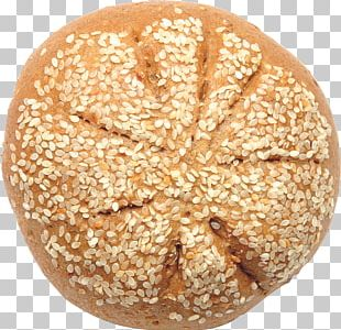 Rye Bread Pineapple Bun Brown Bread PNG