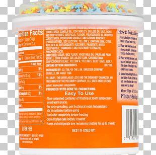 Confetti Cake Frosting & Icing Pillsbury Doughboy Cupcake Pillsbury Company PNG